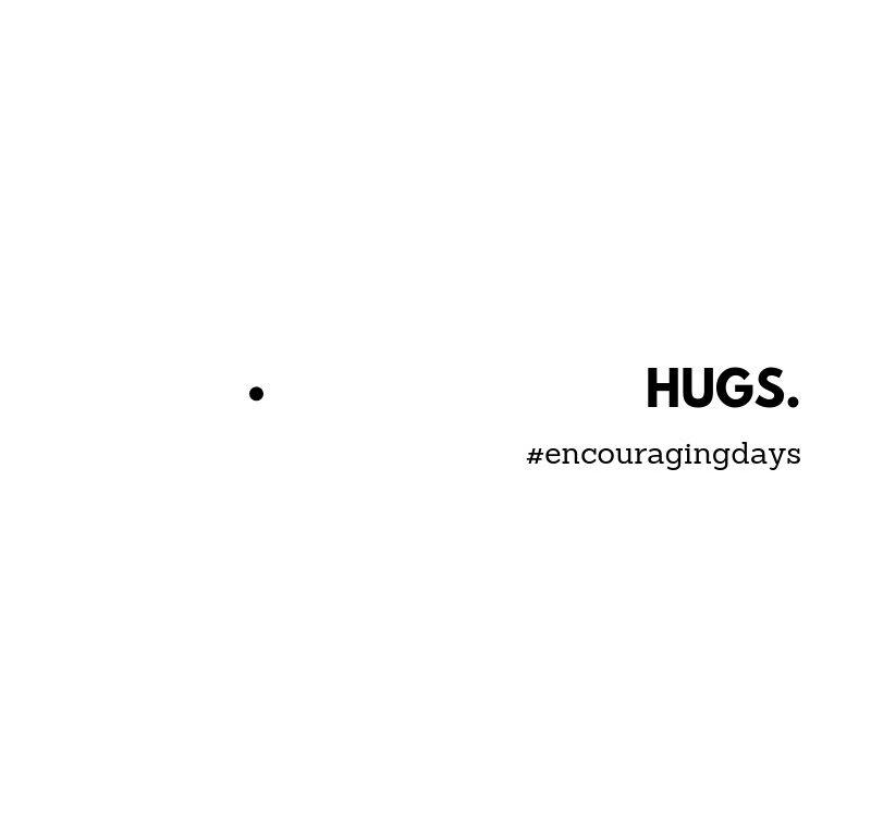 Emoção: Abraços