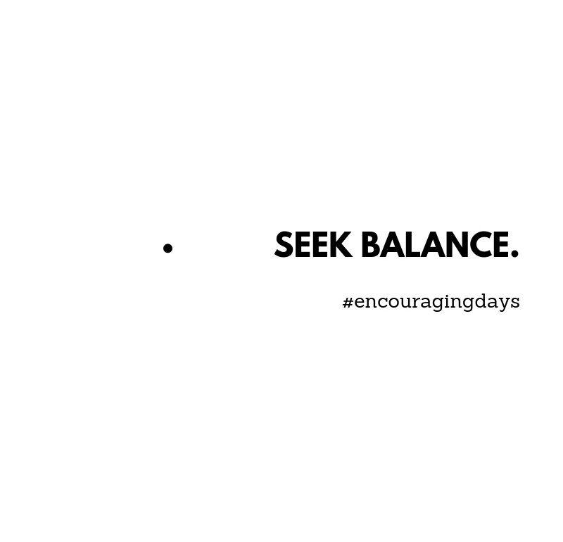 Desafio: Procura o equilíbrio