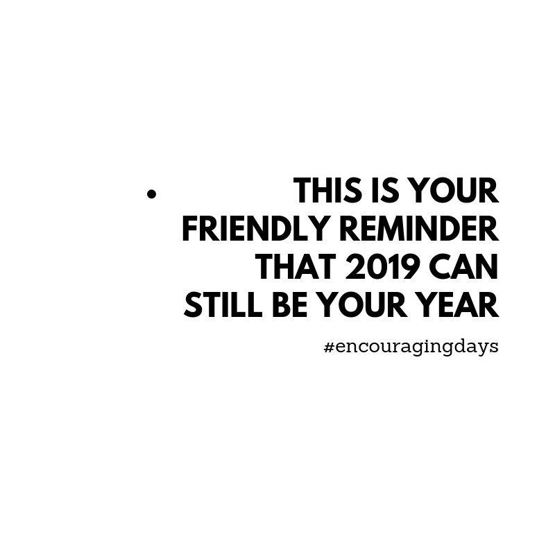 Um lembrete amigável